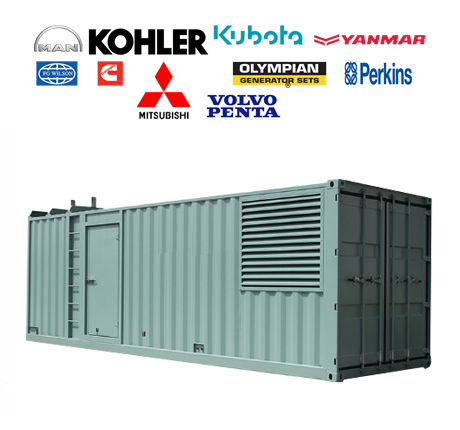 Genset Container