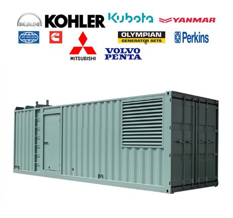 Genset Container