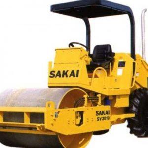 Sakai Vibrating Roller