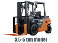 3.5 - 5 ton model