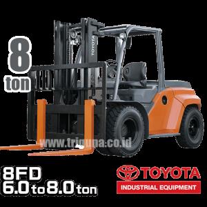 Jual Forklift 8 ton