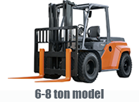 6 - 8 ton model