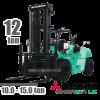 Forklift Mitsubishi 12 ton