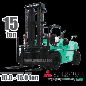 Forklift Toyota 15 ton