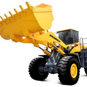 sinomach wheel loader