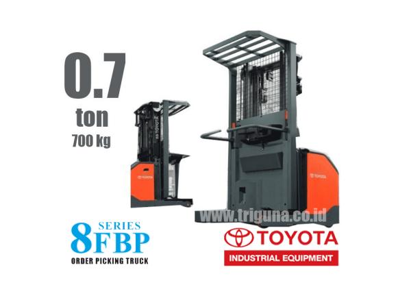 Order Picking Truck 700 kg 8FBP7