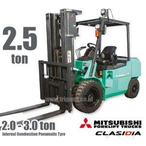 MItsubishi Clasidia FD25HS