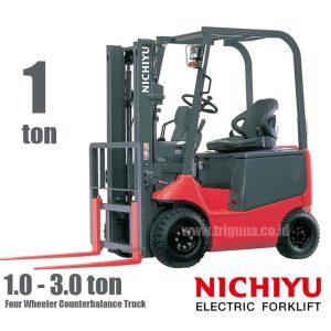 Forklift Nichiyu 1 ton