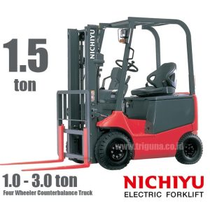 Forklift Nichiyu 1.5 ton