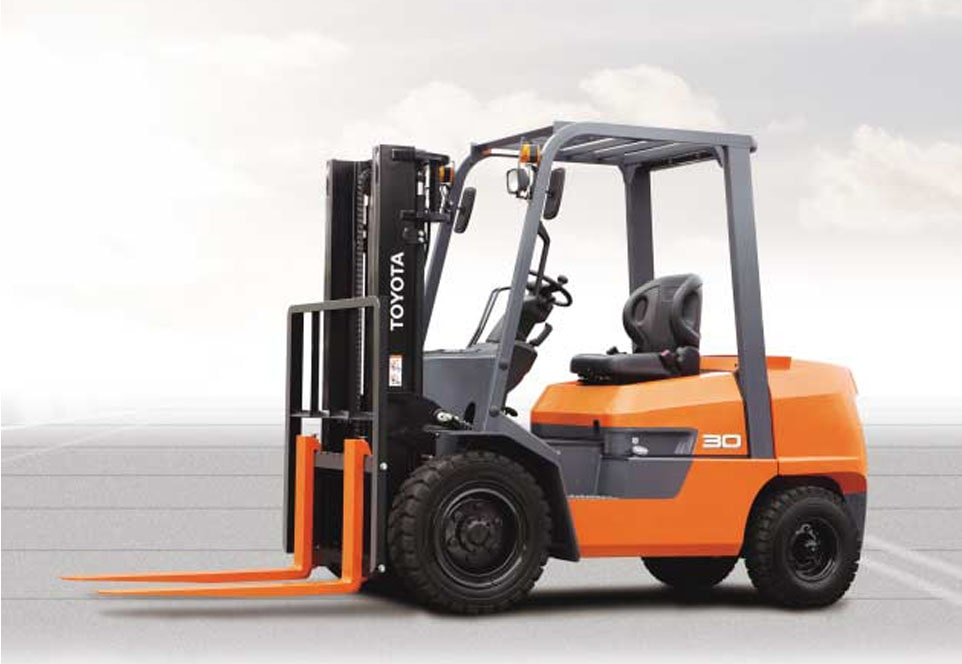 Forklift Toyota FDZN