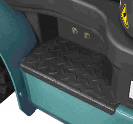 Holes on the Fender for double front tyres