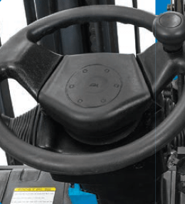 Low Torque small steering wheel