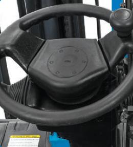 Low Torque small steering wheel