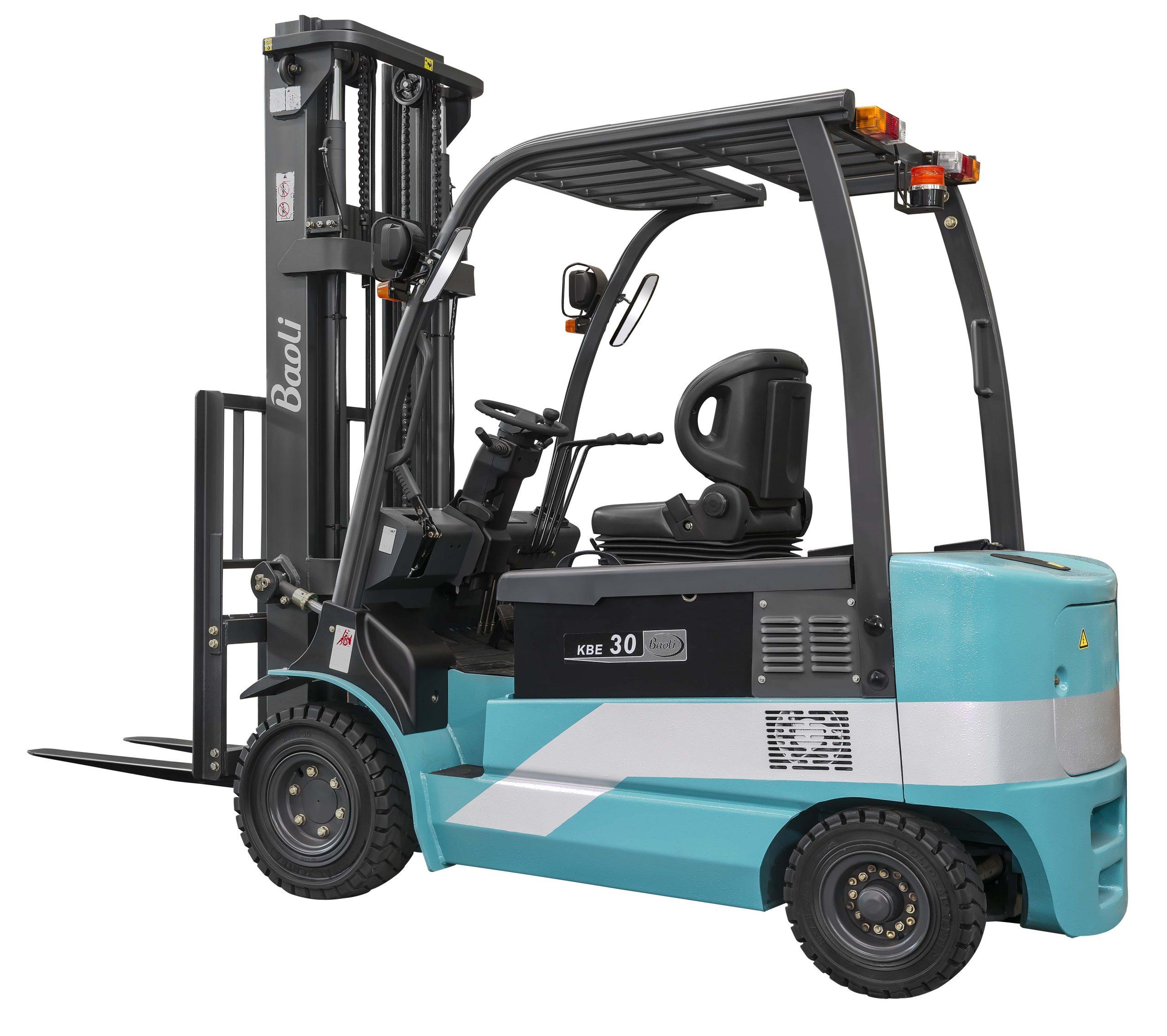 Service Forklift Battery
