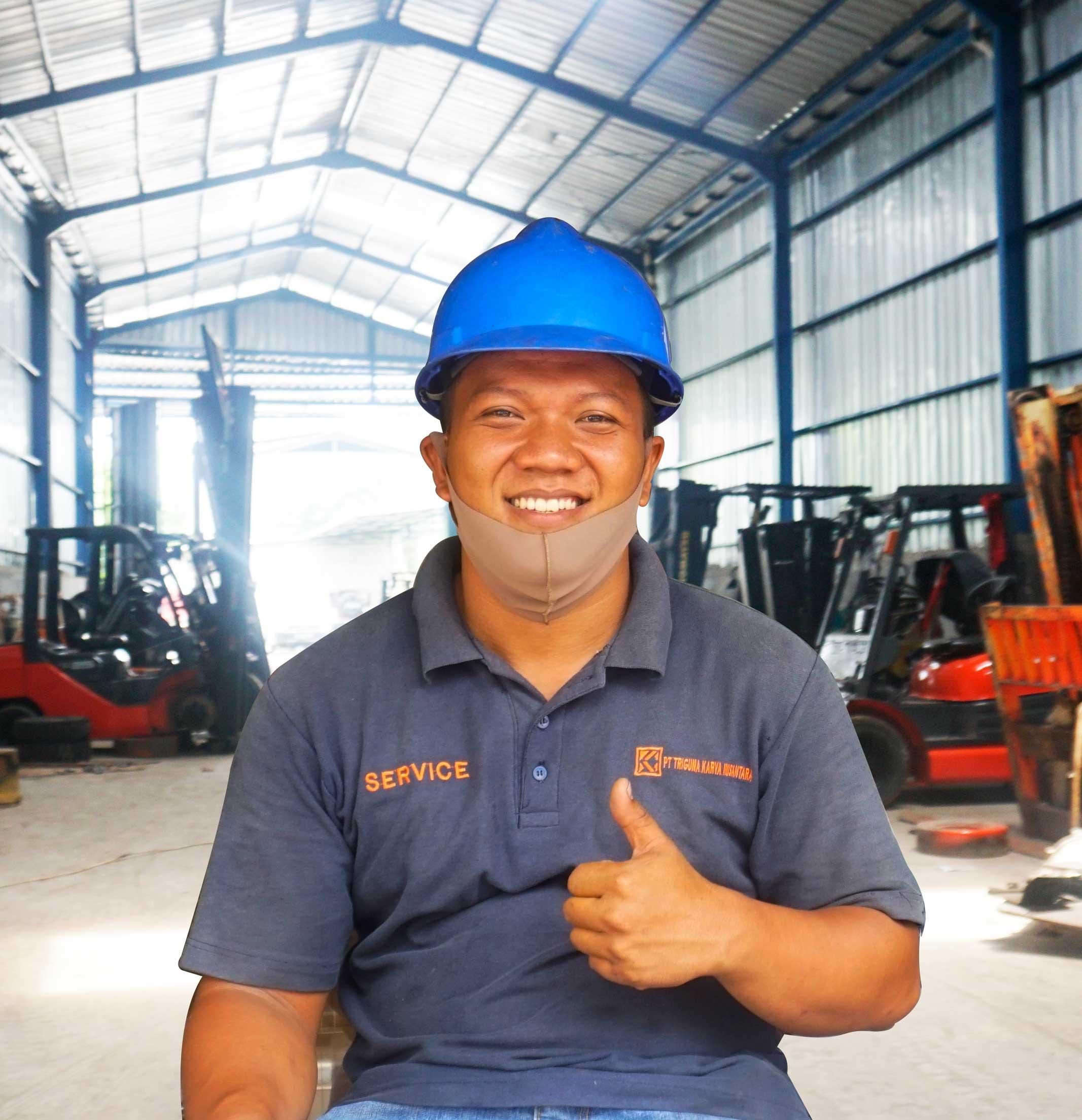 Servuce Forklift Bekasi