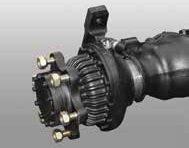 Wet disc brake system