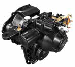 Durable & Powerful transmission