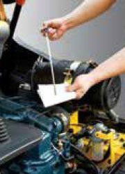 Quick and easy engine oil check